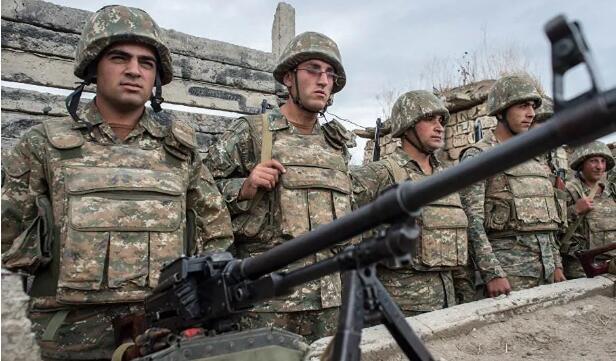 印军的弱点,在亚美尼亚身上体现出来了!