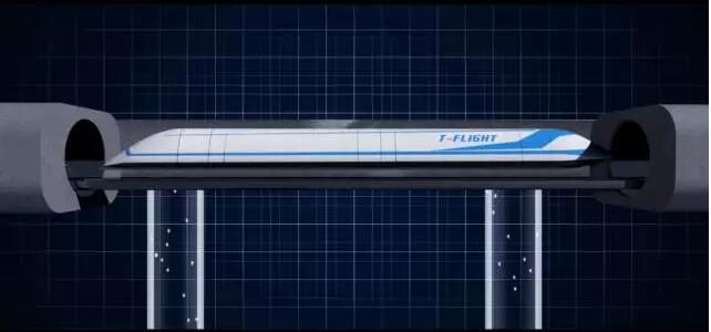 中国疯了,要建飞铁!比飞机快3倍,4000km/h,北京到深圳只要半小时