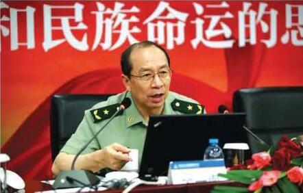 金一南:美国正在把中国逼成一个无法战胜的对手