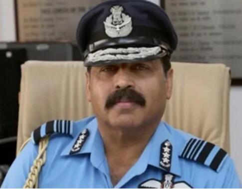 印空军参谋长:虽然不到时候,但印军已做好空袭中国准备