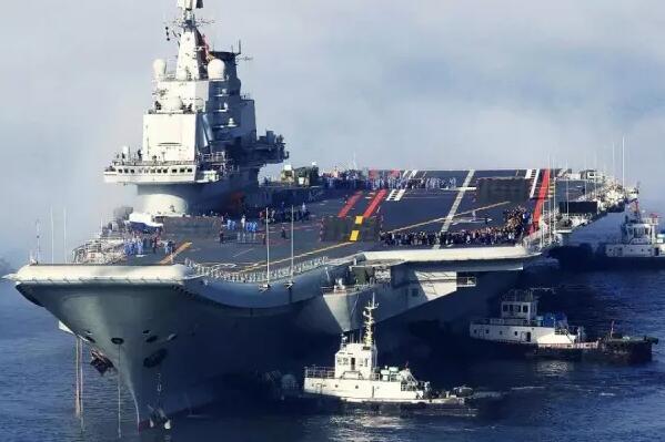 辽宁号航母的百公里油耗是多少?看完吓一跳!