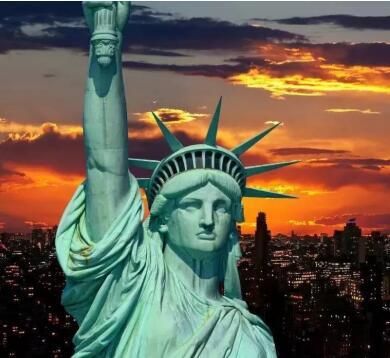 今天,美国带着所有人的向往沉入黑暗!