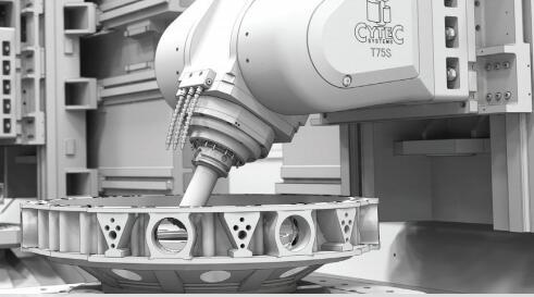 台湾立式五轴车铣复合加工中心800|1000|1320|1800