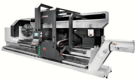 西班牙 GEMINIS 公司重型半重型�P式�床