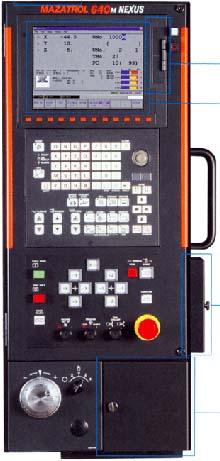 Mazatrol Fusion 640�悼叵到y