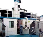 UNICOM系列数控立式车削加工中心