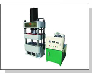 150T四柱三梁滑动工作台液压机
