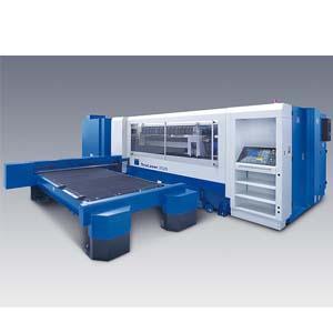 TruLaser 2525 紧凑型二维激光切割机床