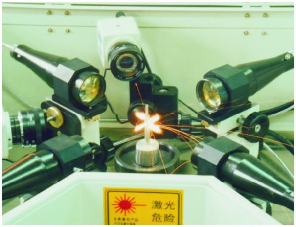 功率反�型光�w�鬏�激光焊接�C