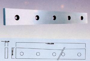 湖南剪板�C刀片 折���C上下模