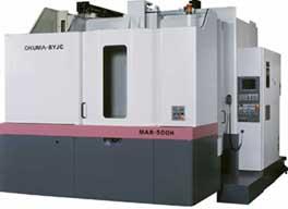 MAR-500H�P式加工中心