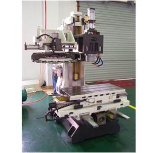 NC-40V立式加工中心