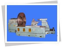 大型落地车床CDW6032带尾座整体机型