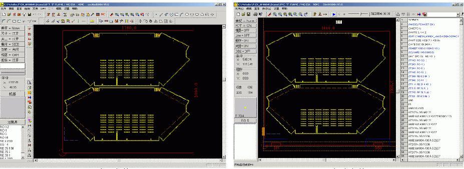 万能钣金数控冲床编程软件cnckad8.5软件下载