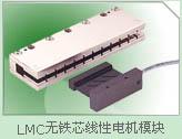 LMC无铁芯线性电机模块
