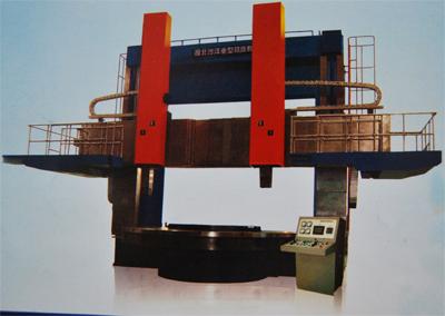 C52/CK52系列�p柱立式�床