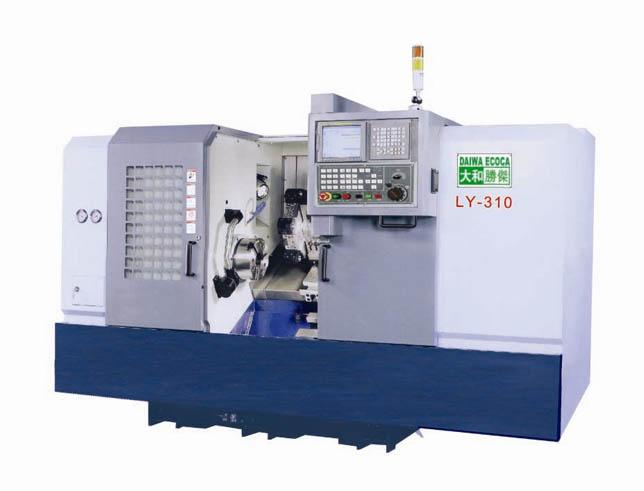 LY-308/LY-310数控卧式车床