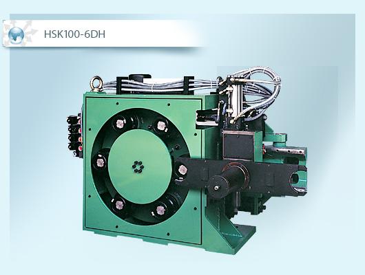 HSK100-6DH 卧式刀库