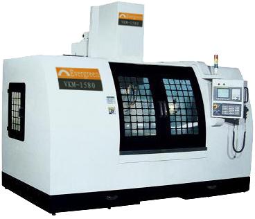 VKM-1580精密立式加工中心