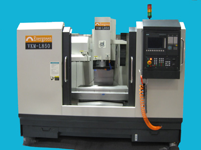 VKM-L850精密立式加工中心