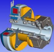 意大利MWM齿轮离合器