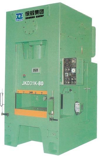 JKD31K系列闭式单点快速压力机