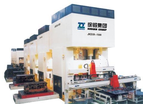 JKD39系列闭式四点压力机