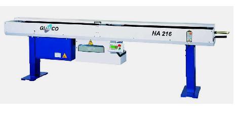 HA 216全功能棒材送料机