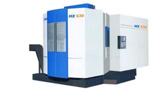 HX630卧式加工中心