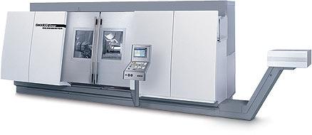 GMX 500 linear 生产型车铣复合加工中心