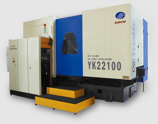 YK22100 铣齿机