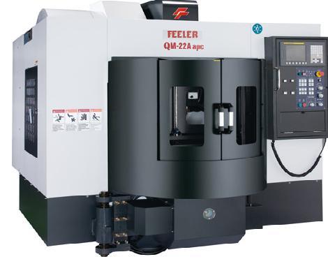 高速立式�C合加工�C  QM-22APC