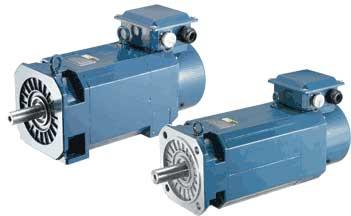 ZJY182、ZJY208、ZJY265系列主轴伺服电动机
