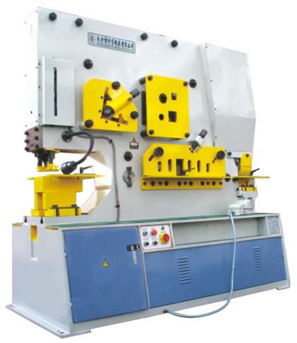 QA35Y-30带模剪液压联合冲剪机