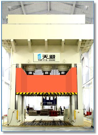 玻璃钢制品液压机