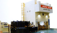JKD39A系列闭式四点压力机