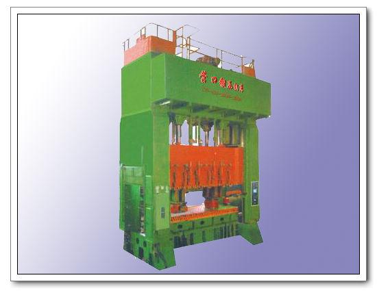 J39系列闭式四点压力机