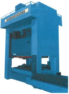 JS39-630闭式四点压力机