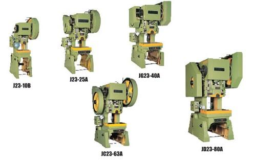 J23系列普通型�_式可�A�毫�C