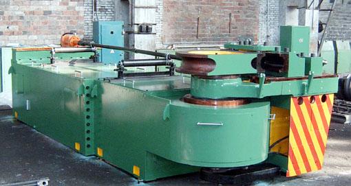 CDW27Y-168 × 14 液压弯管机