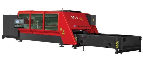 LC系列数控精密激光切割机