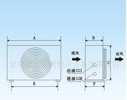 �L冷式油液冷�s交�Q器系列