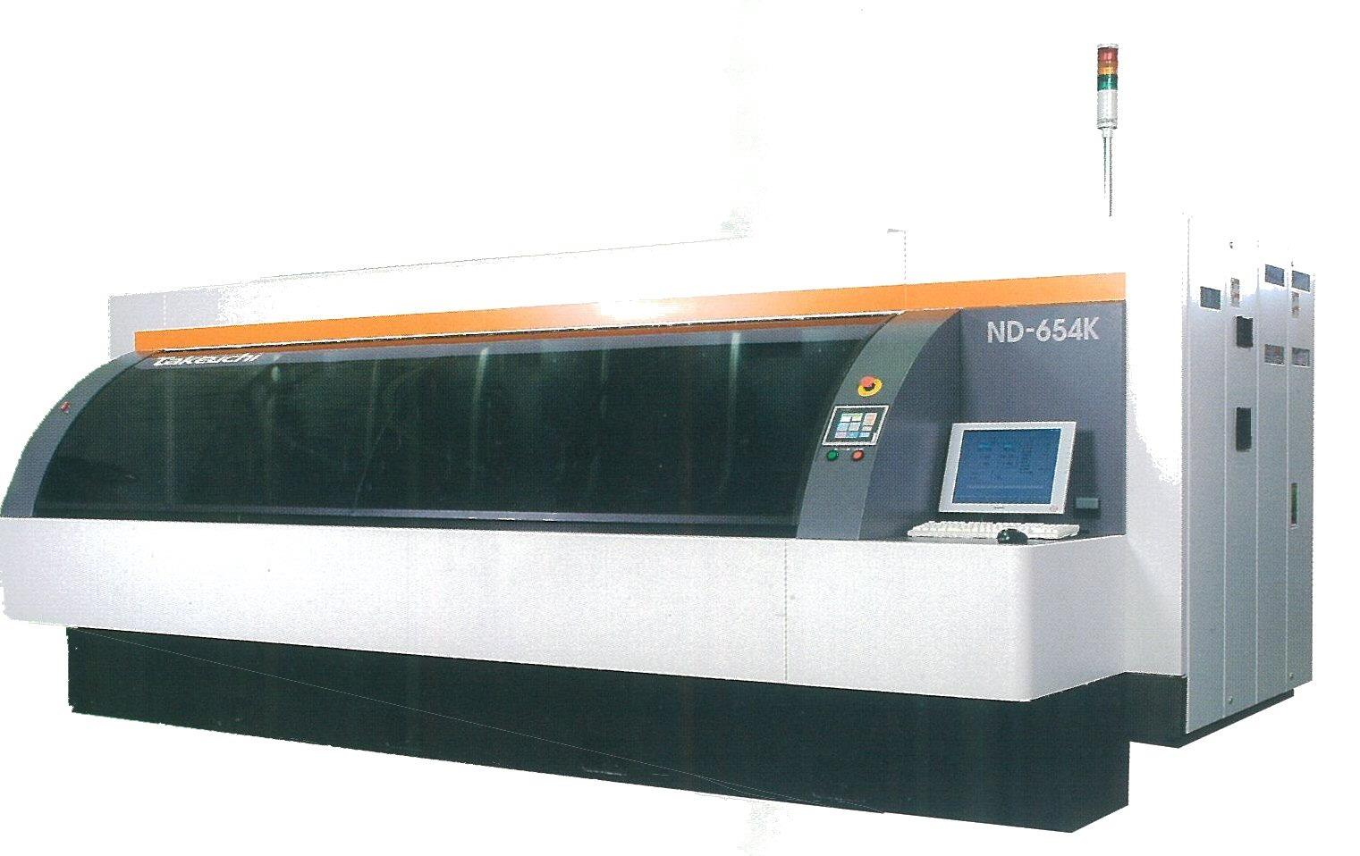 6 �S�C械�@孔�C  ND-654K