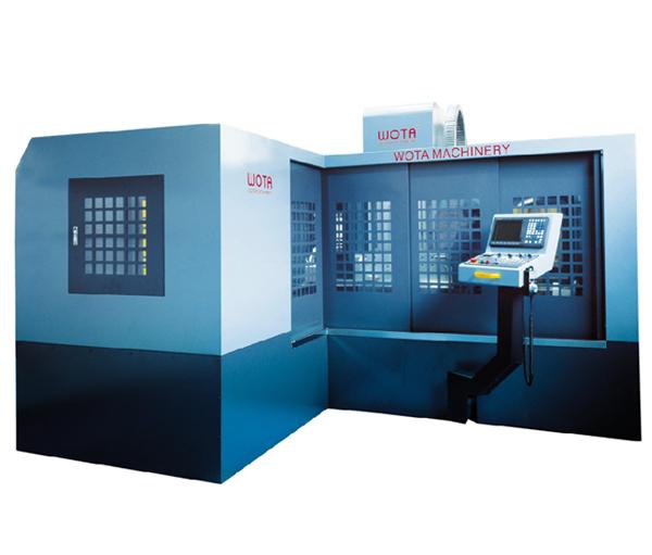 高速CNC深孔加工机(钻床)WT-1000