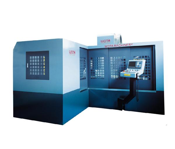高速CNC深孔加工机(钻床)WT-600