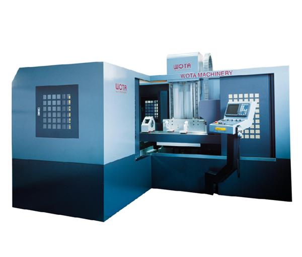 高速CNC深孔加工机(钻床)WT-1200