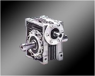RV铝合金微型蜗杆减速器