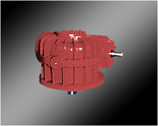 TP系列平面包络环面蜗杆减速器