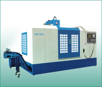 VMC-1580�k金加工