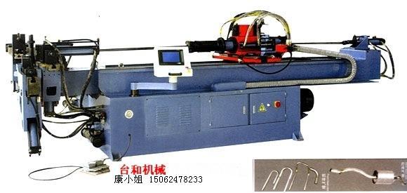 数控半自动弯管机DW38NCBL